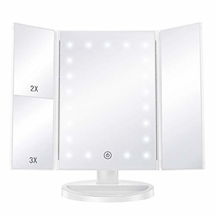 The 17 Best Lighted Makeup Mirrors Of, Best Makeup Mirrors Canada