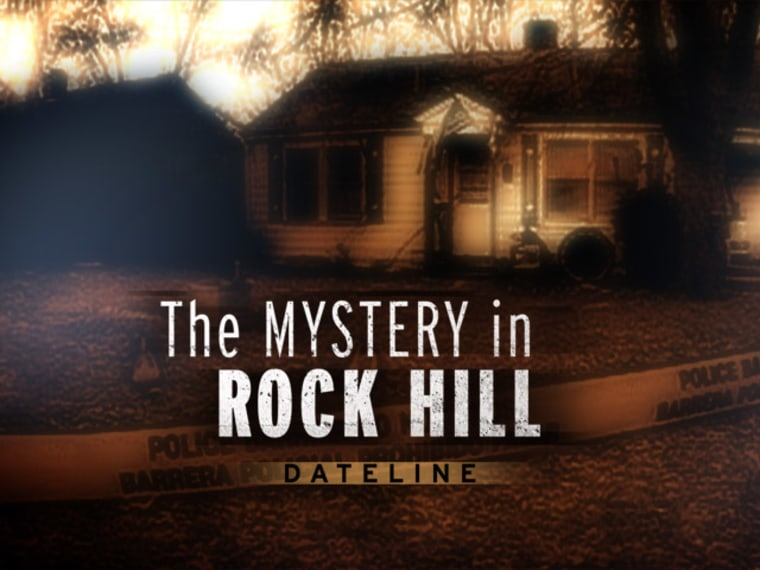 The Mystery in Rock Hill