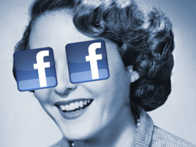 Hey you! Don't be blind to your Facebook privacy settings! Adjust them now! Do it! Do as I say! Obey me!