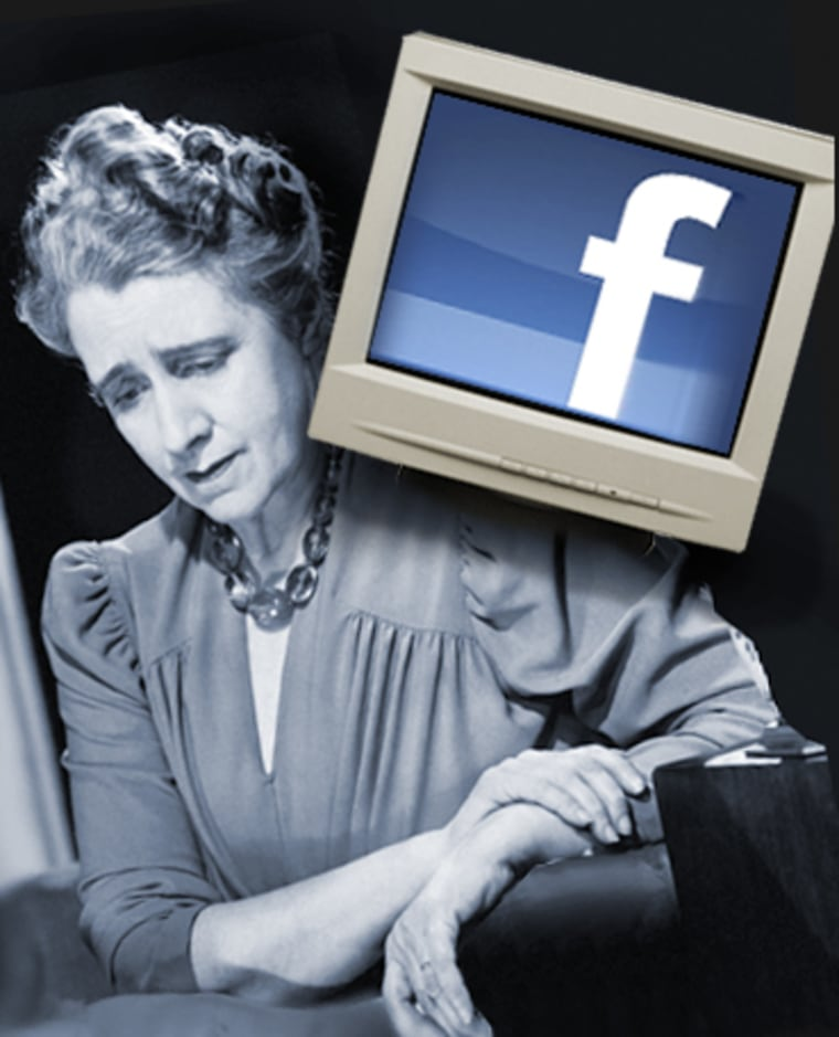 Yes, Facebook is great for finding and keeping in touch with long-lost friends. But it can also become a burden, an obligation ... a domineering delivery service of unhappiness and guilt.