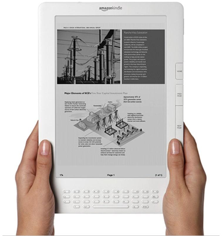 Image: Kindle DX