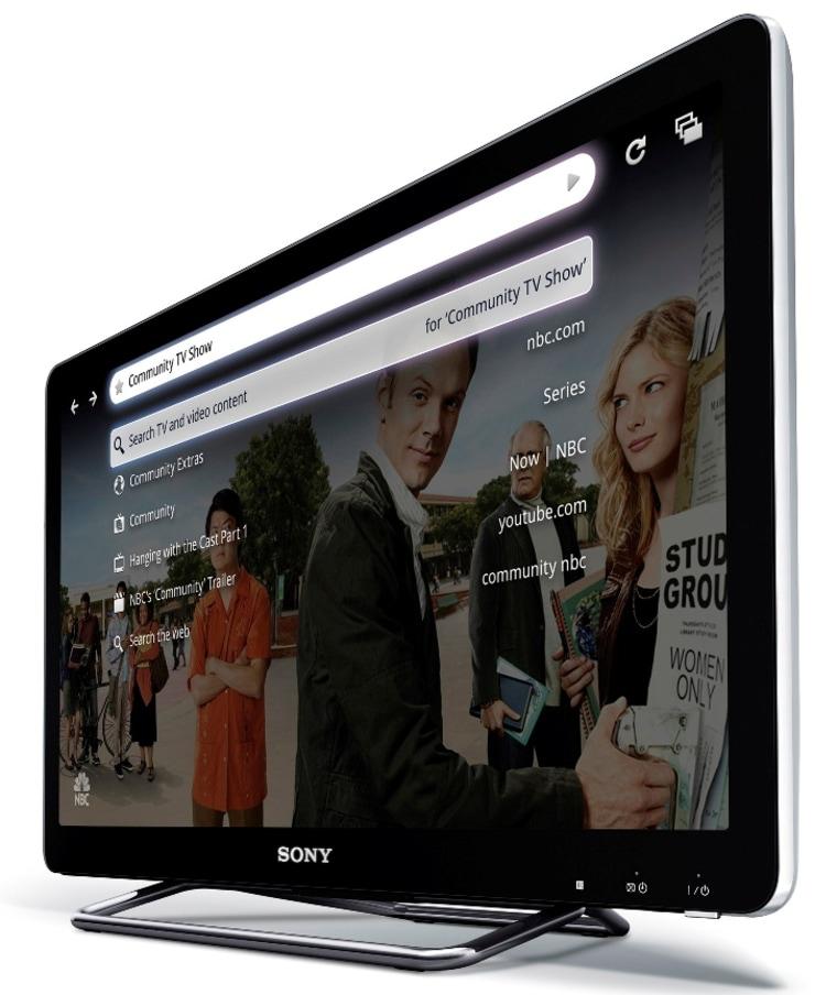 Image: Sony Internet TV