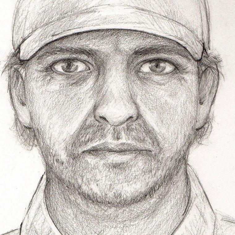 Image: Possible suspect in Cherokee County, S.C., murders