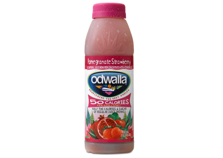 Image: Odwalla with Truvia