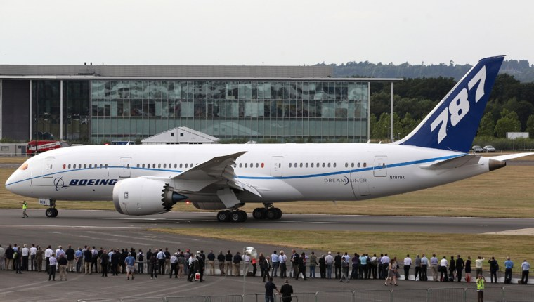 Image: The Aviation Industry Gathers At The Farnborough International Airshow