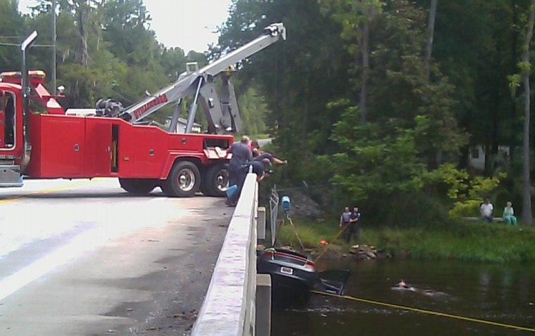 Image: Edisto River deaths