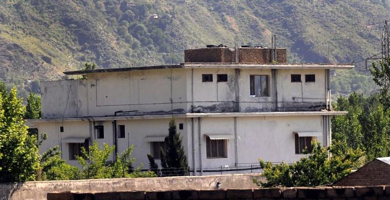 Image: Osama Bin Laden killed in an operation in Pakistan