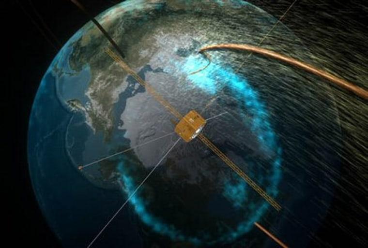 Image: Magnetic portal