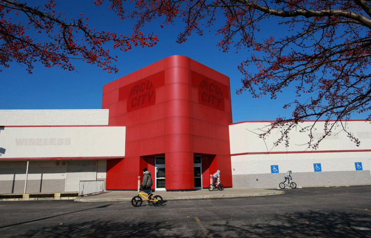 Image: Circuit City Files For Bankruptcy Protection