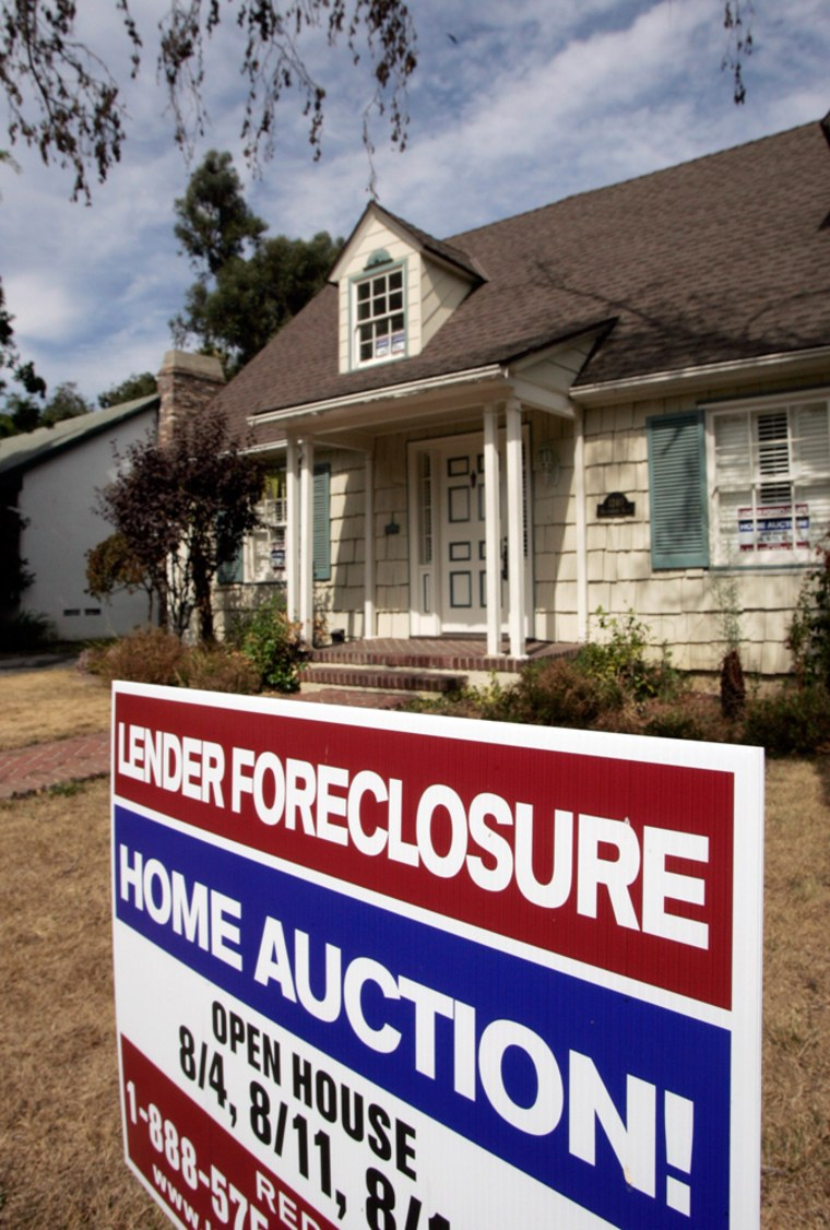 Image: Foreclosed house for sale