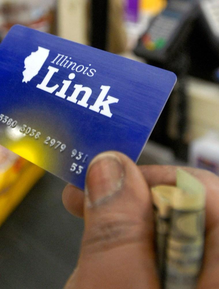 Image:  Link card