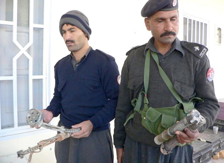Image: Pakistan police