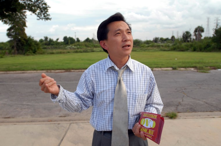 "Louisiana Rep. Anh ""Joseph"" Cao has to try to win re-election on his own merits two years after ousting scandal-plagued Democratic Rep. William Jefferson."