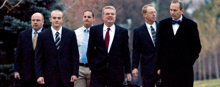 Former Blackwater Image: Worldwide security guards