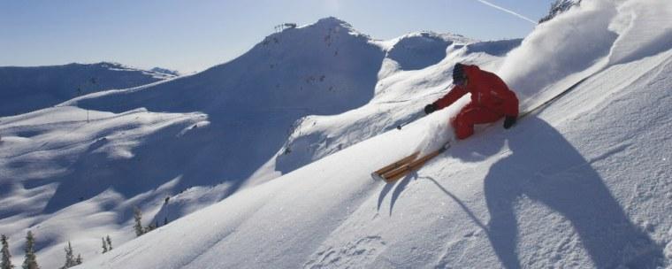 Image: Whistler ski resort