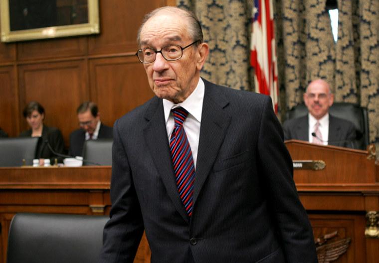 Image: Alan Greenspan