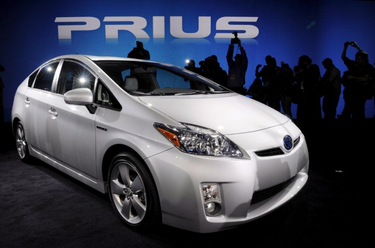 Image: Toyota Prius 2010