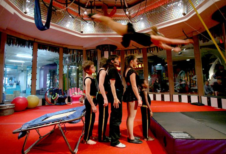 Image: Social Circus