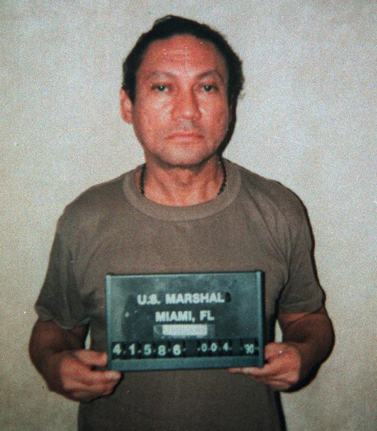 Image: Gen. Manuel Antonio Noriega