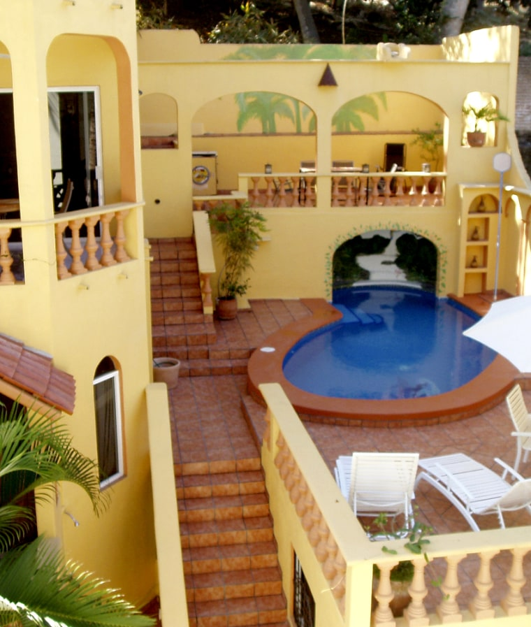 Image: vacation rental home