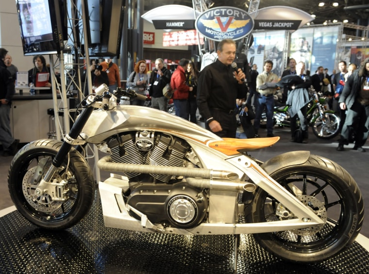 Image: motorcycle show