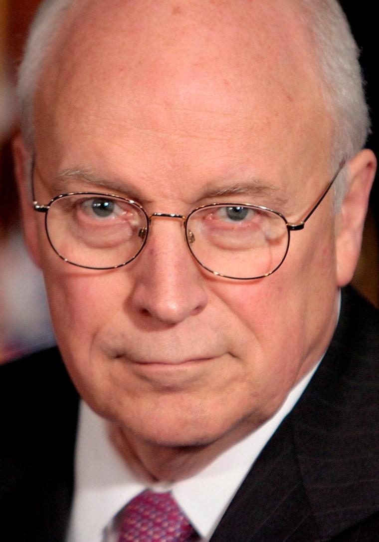 Image: Dick Cheney