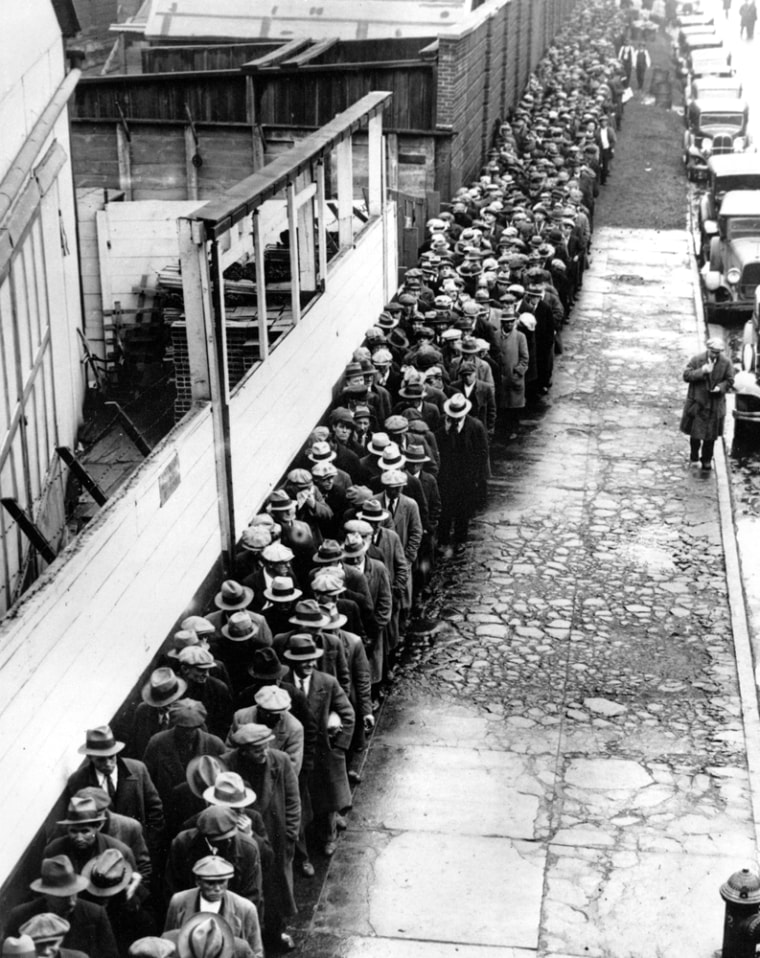 Image: The Great Depression