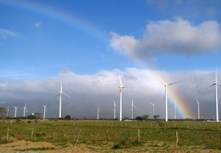 Image: EURUS Wind Farm