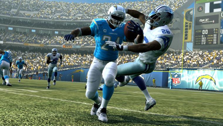 Image: Maddden NFL '09