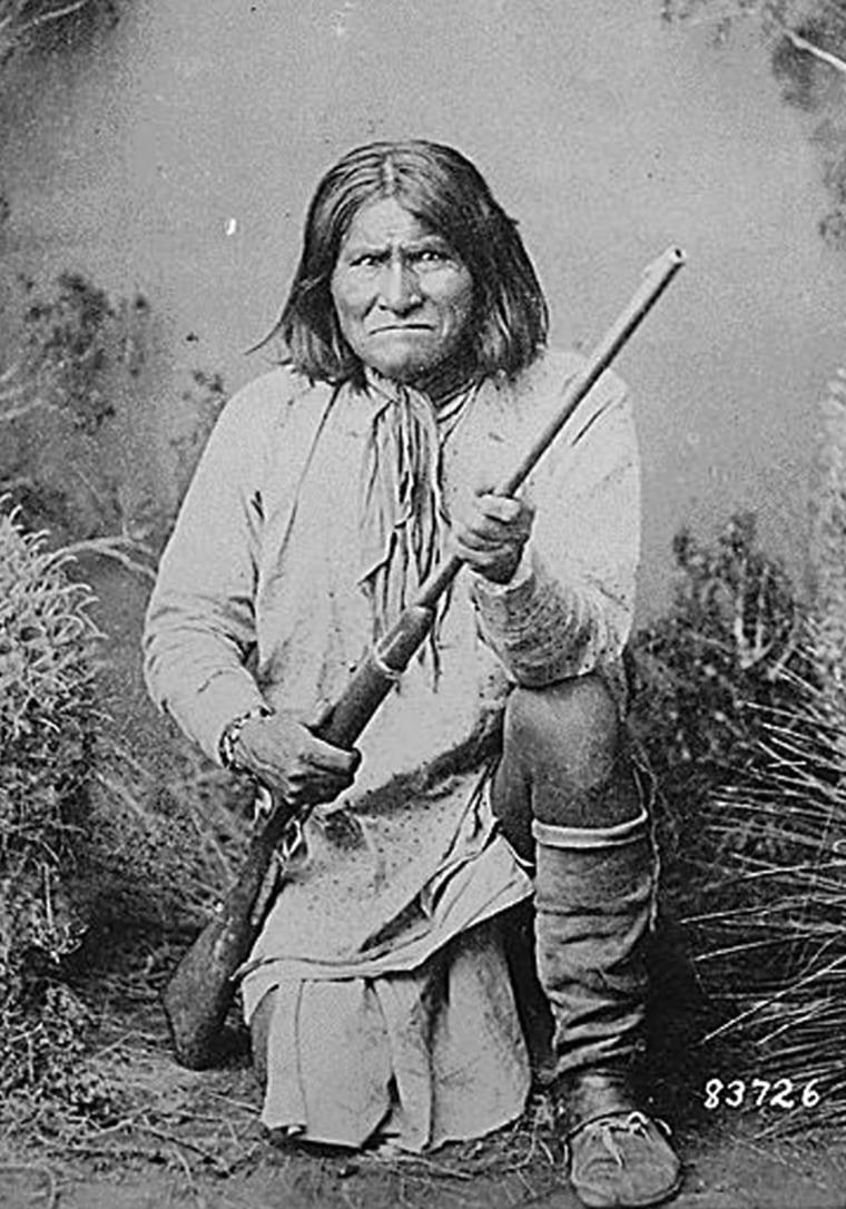 Iamge: Geronimo