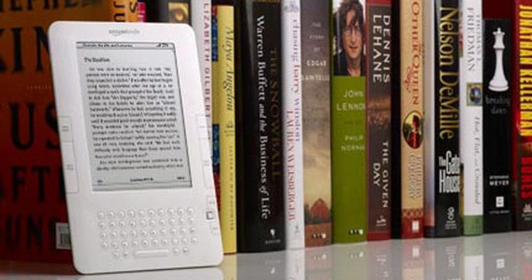 Image: Amazon Kindle 2