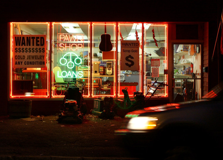 Image: Pawn shop in Connecticut