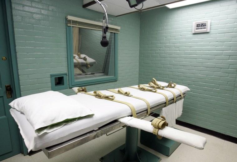 Image: Texas death house