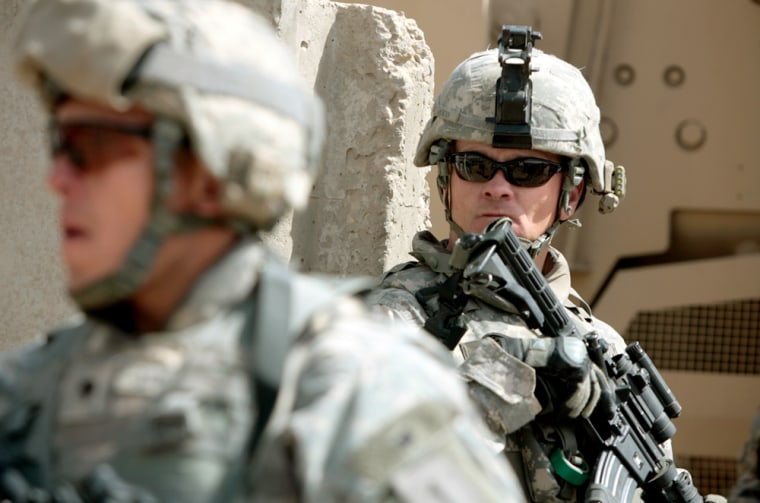 Image: US Troops in Iraq