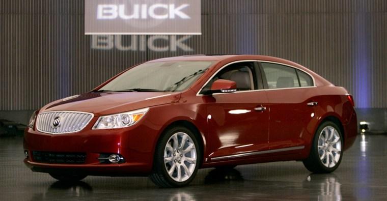Image: 2010 Buick LaCrosse