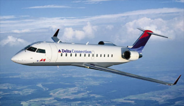 Image; Bombardier CRJ200