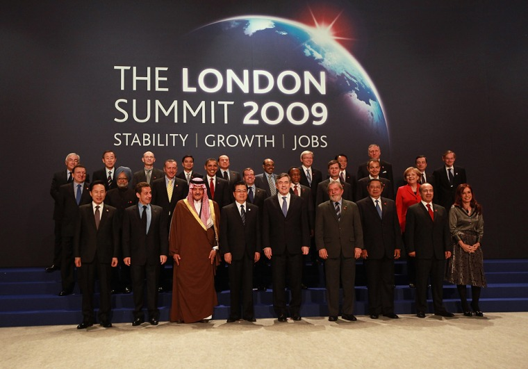Image: G20 Summit leaders