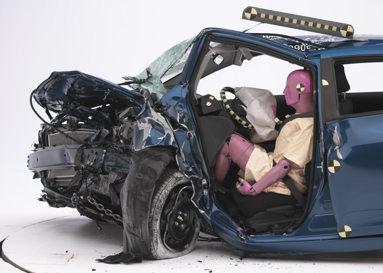 Image: crash test