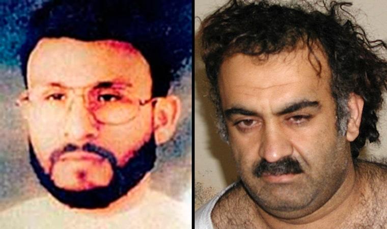 Image: Abu Zubaydah, Khalid Shaikh Mohammed