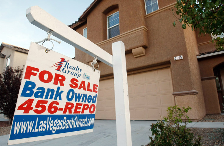One In Every 74 Homes Under Foreclosure In Nevada According To Study