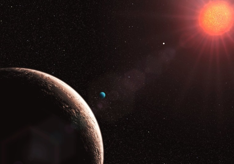 Image: Gliese 581