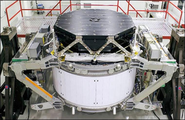 Image: Alpha Magnetic Spectrometer
