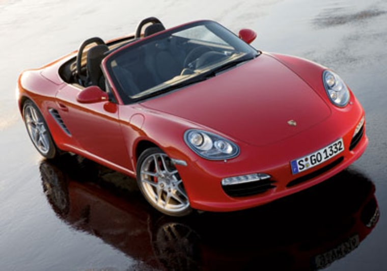 If engineers want to quicken a car like the $47,550 Porsche Boxster, they must add a bigger engine, bigger brakes, bigger wheels and bigger tires to compensate for the increase in speed. That can throw off the entire design.