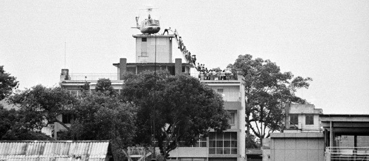 Image: The evacuation of Saigon