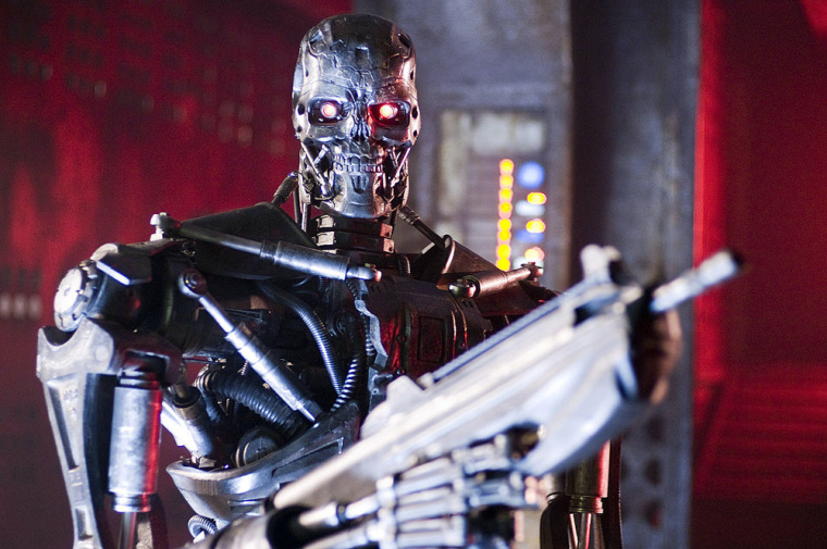 """Just how realistic is the robotics technology seen in """"Terminator Salvation?"""" We chatted with honest-to-god roboticist Daniel H. Wilson to find out."""