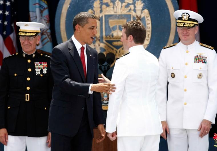 Image: Barack Obama, John Sidney McCain IV