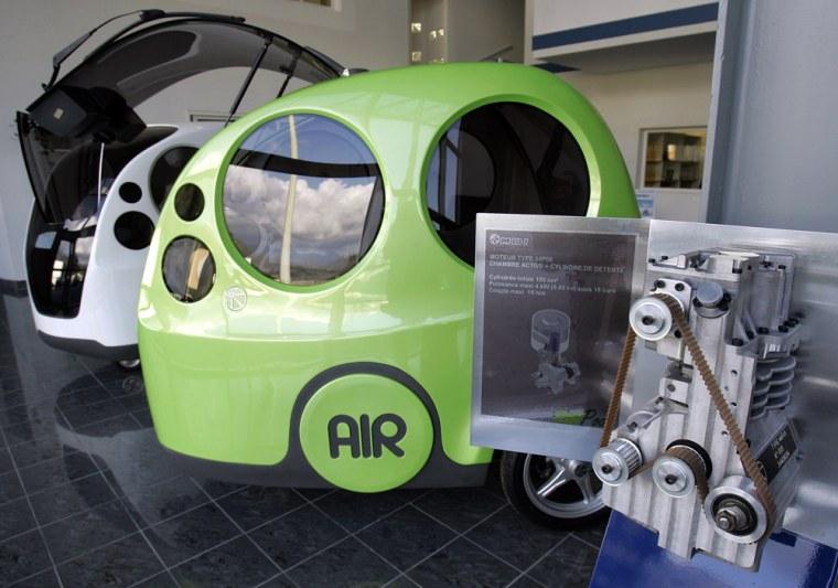 "Image: ""AirPod"" cars"