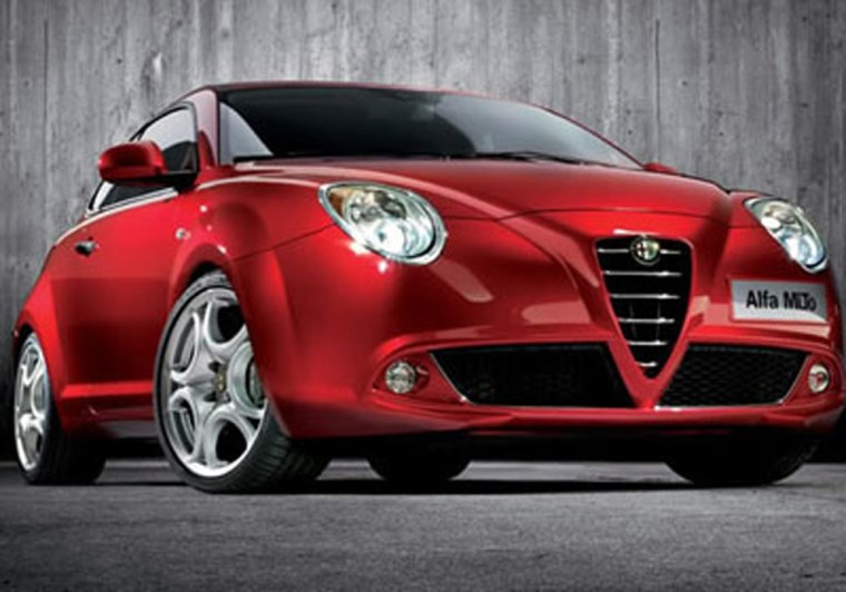 Experts are speculating that the five-door Alfa Romeo Milano will form the basis for a new Chrysler sedan. It'll go on sale in Europe first, then likely come to the U.S. a few years later.