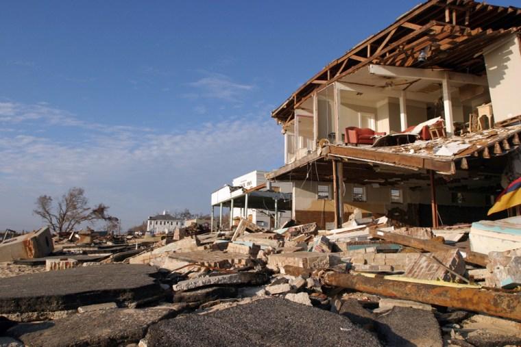 Image: Katrina aftermath