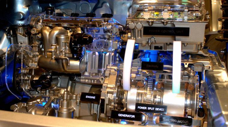 Image: hybrid care engine